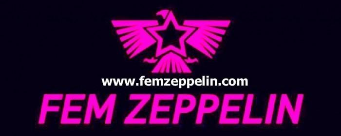 Fem Zeppelin Tribute Band - 80s Tribute Band