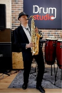 Ivan Sax & Flute - Saxophonist