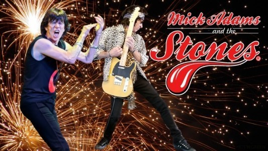 Mick Adams and The Stones®, Rolling Stones show - The Rolling Stones Tribute Band