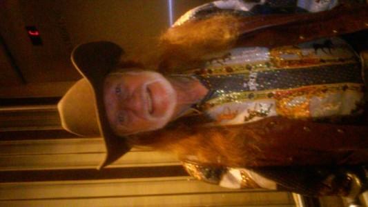 Las Vegas Willee. Singer impersonator as willie nelson - Male Singer