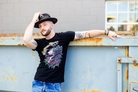 Dillon Stoney D Stoneburner - Street / Break Dancer