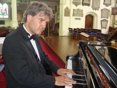 Stephen Kingsbury - Pianist / Keyboardist