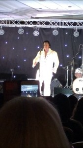 Alan greer - Elvis Tribute Act