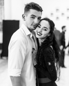 Yurii Martynenko and Katerina Yakovleva - Ballroom Dancer