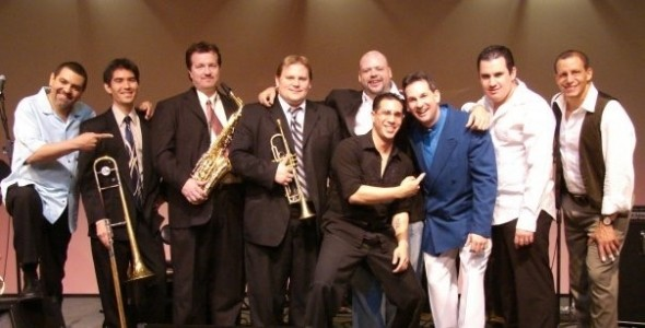 Rick Arroyo and the Latin Percussion Ensemble  image