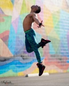 Alex Sturrup - Male Dancer