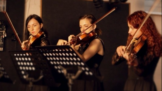 Corporate Entertainment Singers and Nuovo String Ensemble - String Quartet