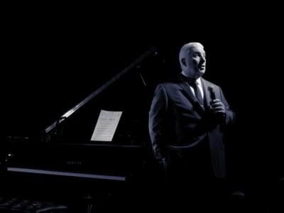 Mitch Winehouse - Frank Sinatra Tribute Act