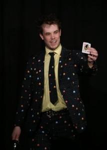Darren McQuade - Close-up Magician