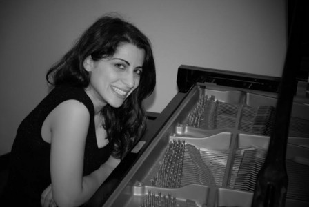 Stavroula Thoma - Pianist / Keyboardist