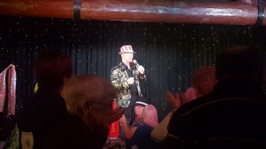 Jonny Bird - Male Singer