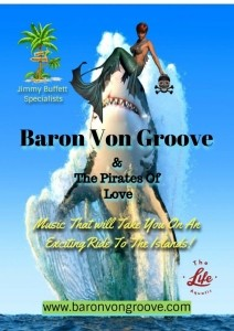 Baron Von Groove & The Pirates Of Love - Pop Band / Group