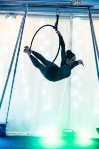 Tanya Audas - Aerialist / Acrobat