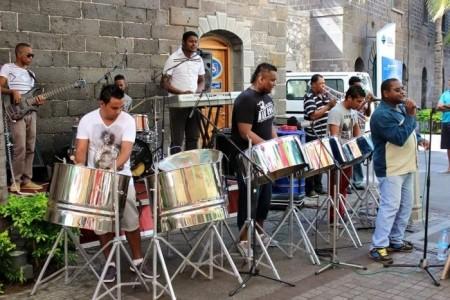 Steel drum band - Steel Drum Band