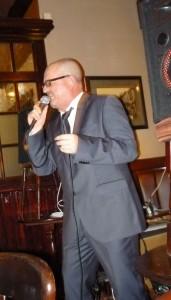 Shaun Hopkinson - Male Singer