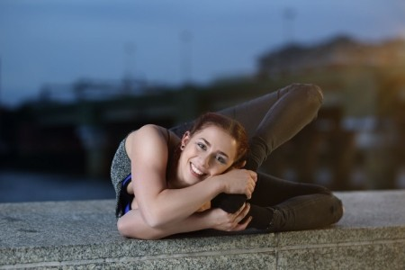 Phoebe Grove - Contortionist