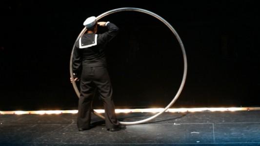Michael Bauer - Cyr Wheel Act