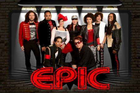 EPIC PARTY BAND image