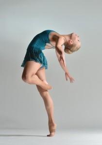 Madeleine Price - Female Dancer