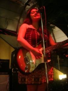 Yvonne Abellanosa Encong - Female Singer