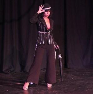Mimz - Female Dancer