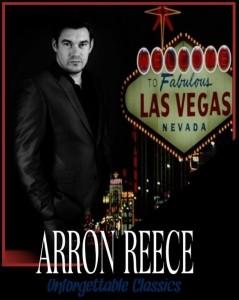 Arron Reece - Frank Sinatra Tribute Act