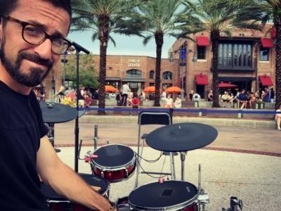 Jon Heim - Drummer