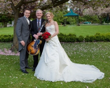Geoff Baker - Wedding Guitarist image