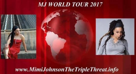 Mimi Johnson - Female Singer