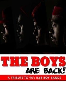 The Boys Are Back! - Song & Dance Act