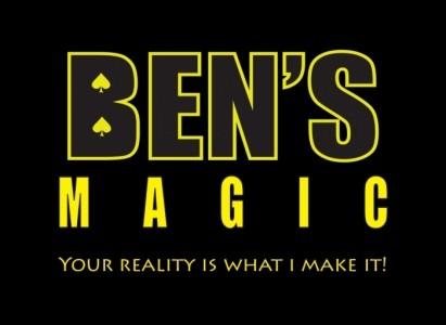 BEN'S MAGIC - Close-up Magician