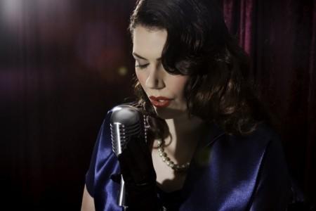 Paula Marie - The Vintage Vocalist - Female Singer