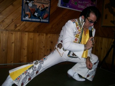 Gene DiNapoli - New York's No.1 Elvis Tribute Show! - Elvis Impersonator