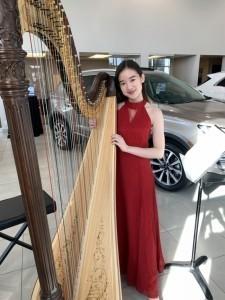 Denise Fung, Harpist  - Harpist