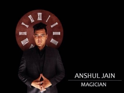 Anshul - The Magic man - Close-up Magician