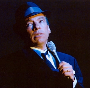Fred Gardner as Frank sinatra - Frank Sinatra Tribute Act