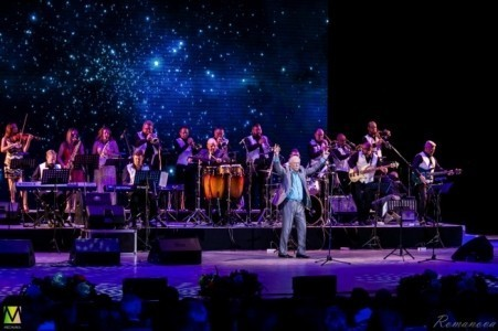 MIke James Orchestra and Singers - Cover Band