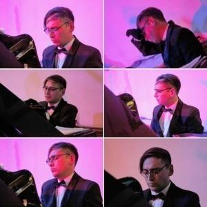 Marco Munoz Hervia - Pianist / Keyboardist