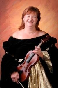 Victoria Roze Manzini - Violinist