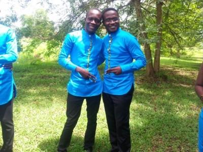 Bright Ketadzo - African Band