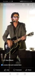 Gary Gibson - Multiple Tribute Act