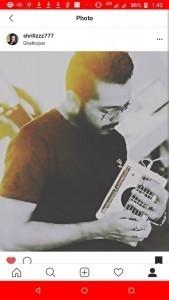 Retroraven - Guitar Singer