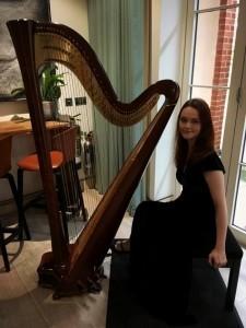 Miriam Wilford - Harpist