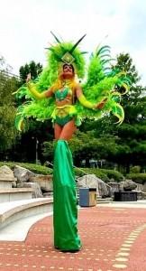Lucy Diamond - Female Dancer