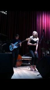 Rowan Flack - Jazz Singer