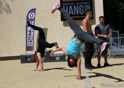 Trisha - Street / Break Dancer