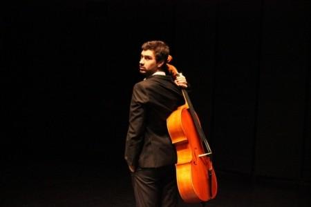 Enrico Corli - Cellist