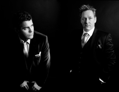 Rat Pack Boys image
