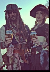 Captain Jack Sparrow & Pirates image