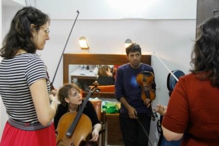 Shariful Islam - Violinist
